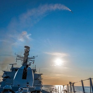 Royal Navy Complete first firing Test of a New Air Defence System