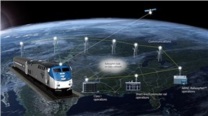 Amtrak Signs Nationwide Contract for Rockwell Collins' ARINC RailwayNe Positive Train Control Service