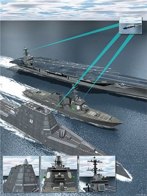 NG to Provide Radio Frequency Generation Technology for US Navy's NEWEG Program