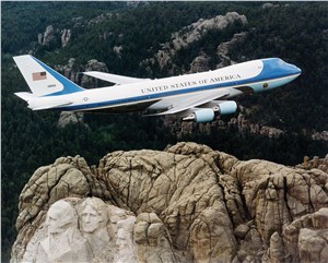 AF Awards Contract to Begin Designing Next Air Force One Aircraft
