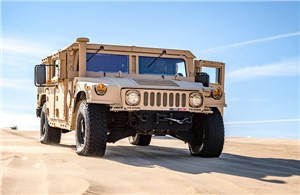 AM General Awarded More Than $550 M In New Global HMMWV Delivery Orders