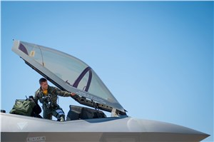 500th F-35 Pilot Takes to the Sky