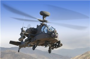 LM Delivering Next-Gen Apache Sensor Systems Under New US Army Contract