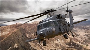 Sikorsky Conducts Combat Rescue Helicopter Training Systems CDR