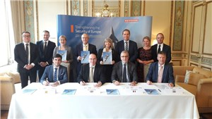 Eurofighter Parner Companies Commit to Development of National Innovation Centres for Belgium