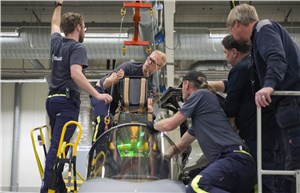 Saab Receives Order for Gripen Maintenance Operations