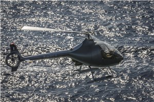 VSR700 Rotary-wing UAV Brings Eyes Beyond the Horizon