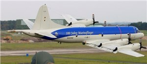 LM Awarded $158.5 M Upgrade Contract for Germany P-3C Orion Aircraft