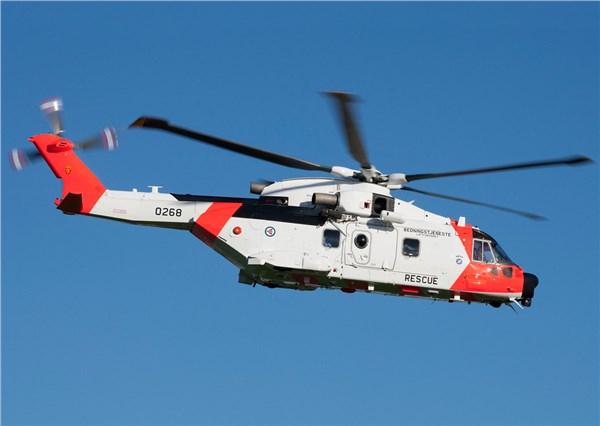 Leonardo starts delivery of 16 AW101 Norwegian all-weather S