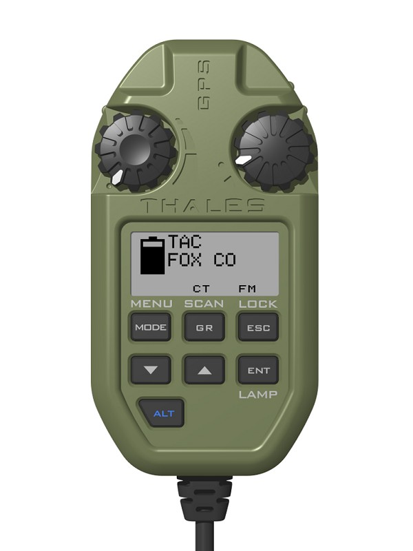 Remote Control Unit With GPS