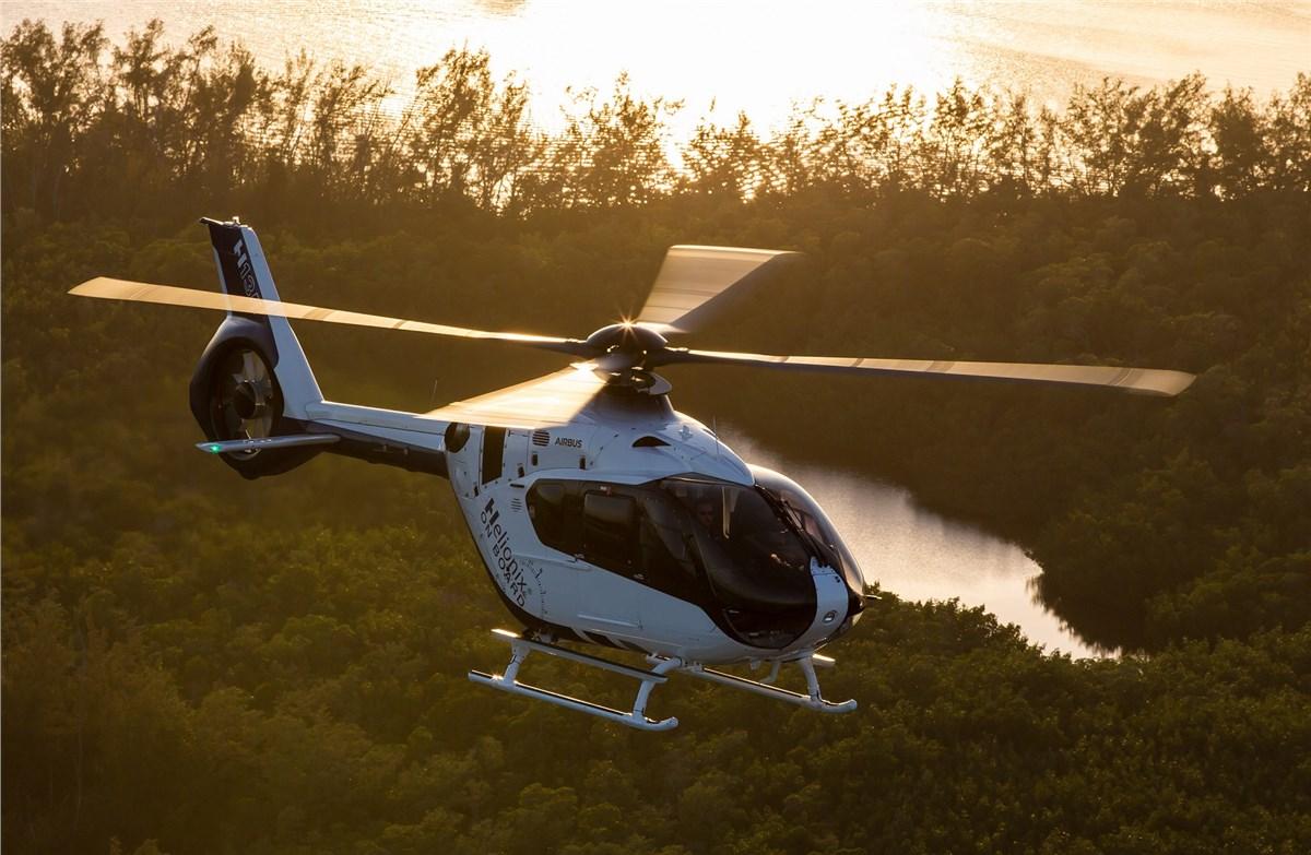 H135 Light twin Airbus
