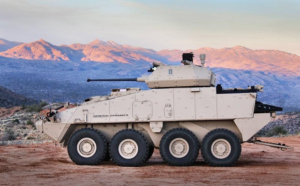Orbital ATK Demos MK44 Bushmaster Chain Gun in 30mm and 40mm