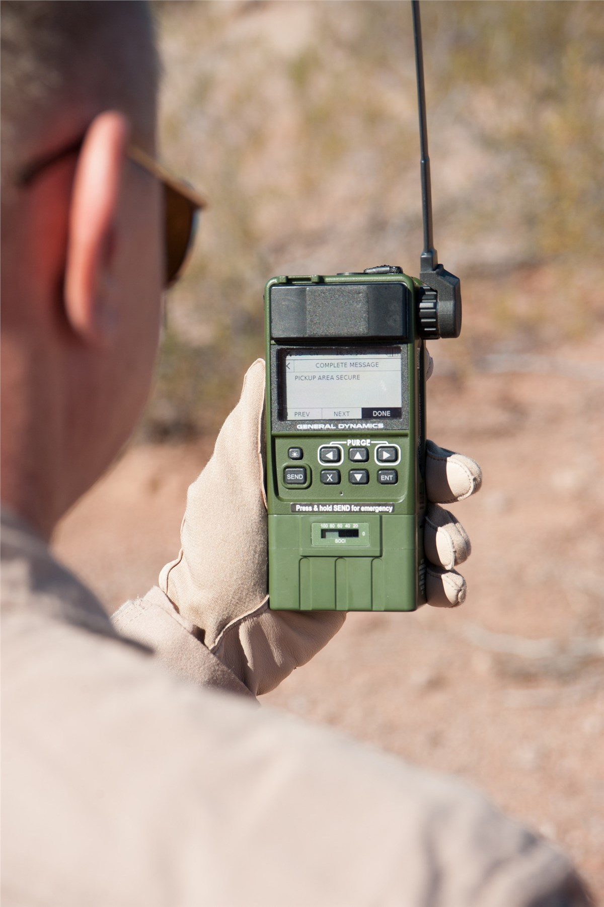 GD Introduces New HOOK3 Combat Survival Radio