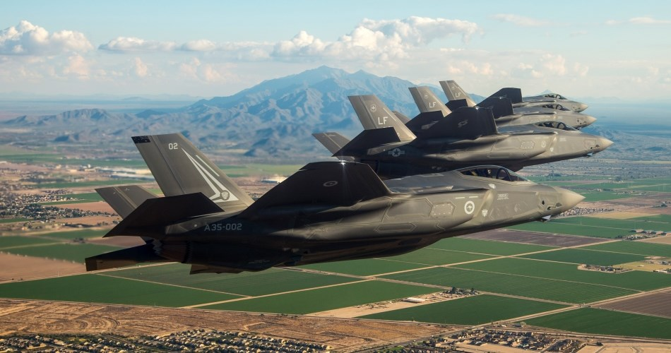 CPI Aero Awarded $15.8 M Multi-Year Contract by LM for F-35 Canopy Drive Shaft Assemblies & CPI Aero Awarded $15.8 M Multi-Year Contract by LM for F-35