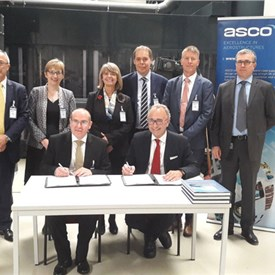 BAE and Asco Industries Sign Agreement to Collaborate on Advanced Manufacturing and Engineering