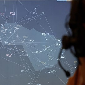 Project will provide single view of air traffic trajectories in Europe for more predictable and punctual flights