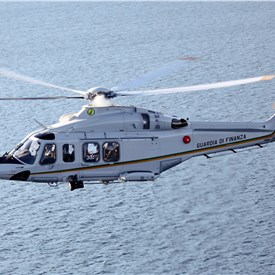 8 More AW139s to Strengthen Rescue and Border Patrol Services in Italy