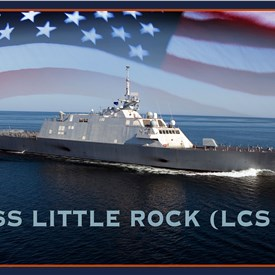 Navy to Commission LCS Little Rock
