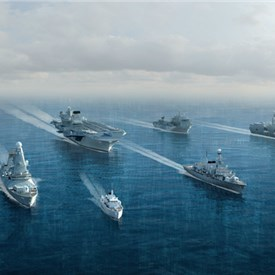 7 Year Contract to Provide Mission-Critical Combat Systems Support Across Royal Navy Fleet