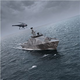 Saab is a Key Partner in EU Unmanned Maritime Situational Awareness Project