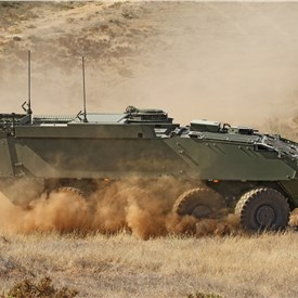 GD Awarded $1 Bn Contract to Deliver PIRANHA 5 Wheeled Armored Vehicles to Romanian Army