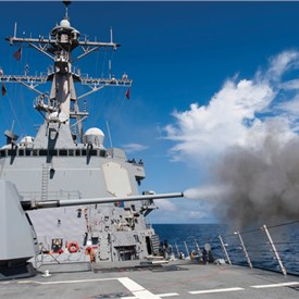 BAE to provide US Navy with modernized Mk 45 guns