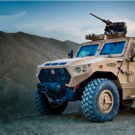 Armoured Vehicles Middle East Conference