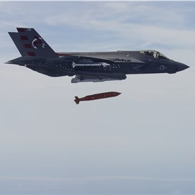 F-35 Gets Precision Target Engagement With Raytheon JSOW Missile