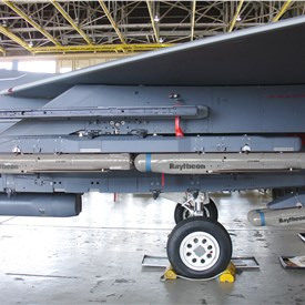 Developmental Testing Completed on Small Diameter Bomb II