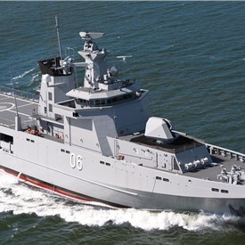 Saab Receives Order for Australian OPV Situational Awareness System