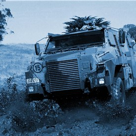 Dutch Government Forms a Strategic Partnership With Thales to Support its Combat Proven Bushmaster' Fleet