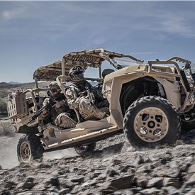 US Army Purchases 20 MRZR X Vehicles for Soldier Trials