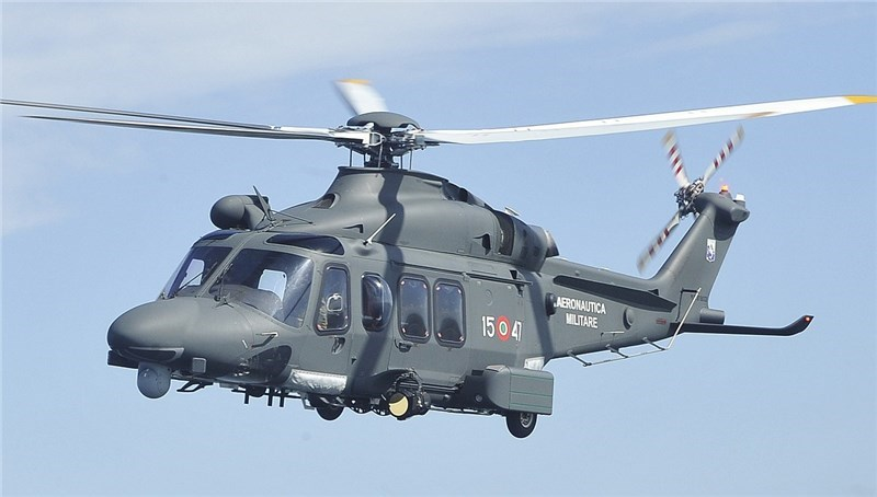The Key Players in Global Military Helicopter MRO Market 201