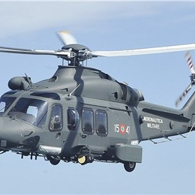 The Key Players in Global Military Helicopter MRO Market 2018-2022