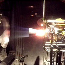 Aerojet Rocketdyne Successfully Demonstrates Low-Cost, High Thrust Space Engine