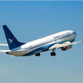 Boeing, Xiamen Airlines Celebrate Delivery of Carrier's 1st 737 MAX Jet