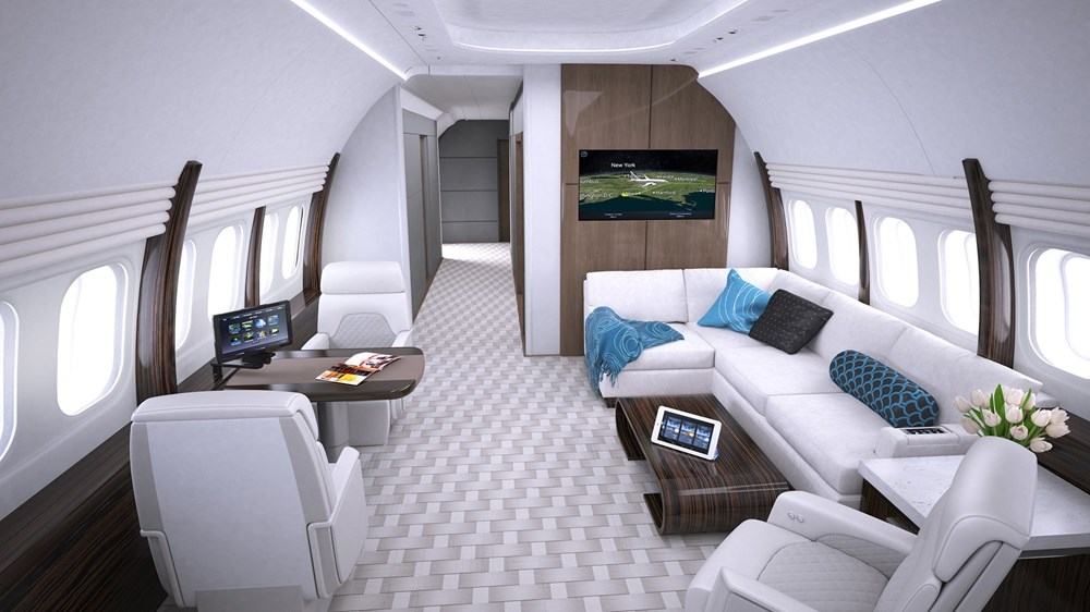 Rockwell Collins Expanded Cabin Portfolio Selected For 1st