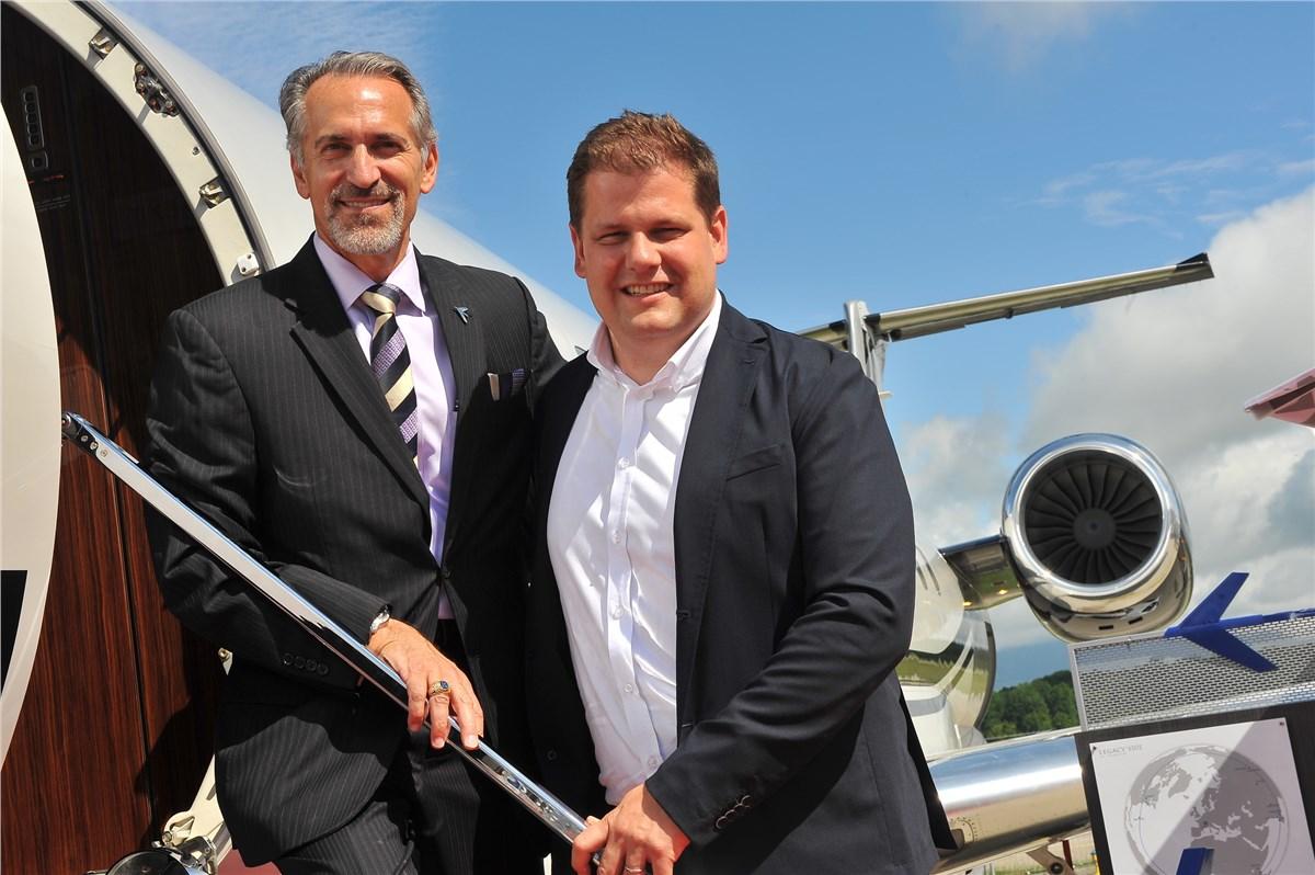 Αποτέλεσμα εικόνας για Embraer sells Legacy 500 to Centreline, and 4 more Legacy 650E business jets to Air Hamburg