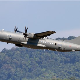 Leonardo Awarded About EUR 44-M Contract to Supply One ATR 72MP With Logistics Support and Training Services to the Italian Customs Police