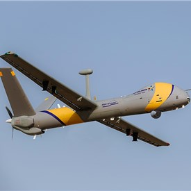 Elbit Rolls-out Hermes 900 StarLiner, a New Unmanned Aircraft Capable of Operating in Civilian Airspace