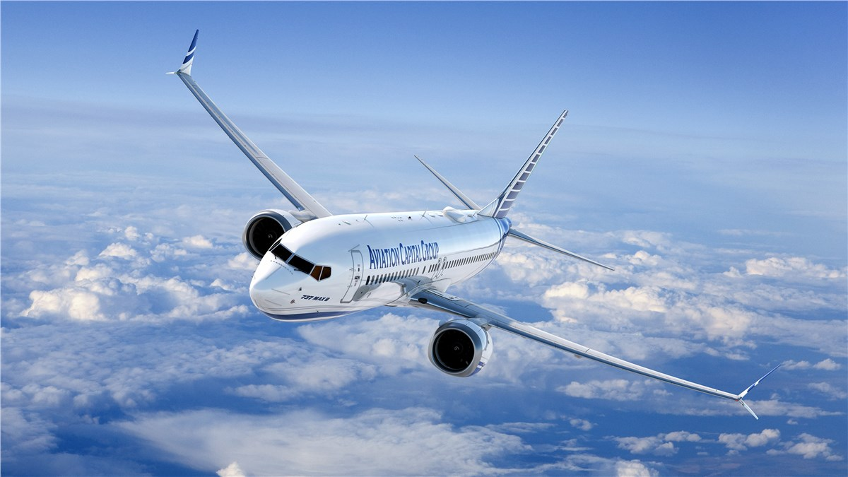 Boeing, Aviation Capital Group Announce Order for 20 737 MAX