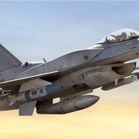 BAE to Provide Flight Controls for Next-generation F-16s in UAE