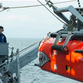 US, Japanese, Indian Forces Begin Annual Mine Countermeasures Exercise