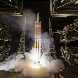 ULA Successfully Launches NASA's Parker Solar Probe Spacecraft