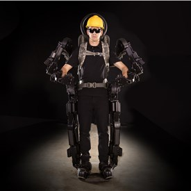Sarcos Robotics Awarded 2nd Exoskeleton Development Contract for USAF Logistics Applications