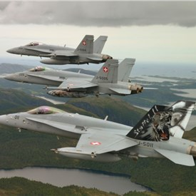 L3 MAS Wins More F/A-18 International Business