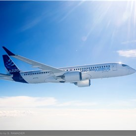 Construction Begins on Airbus' US A220 Manufacturing Facility