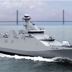 Mexican Navy Relies on Thales for the Launch of its New OPV
