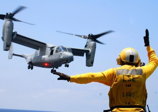 Bell Boeing Awarded $144 M for V-22 Support