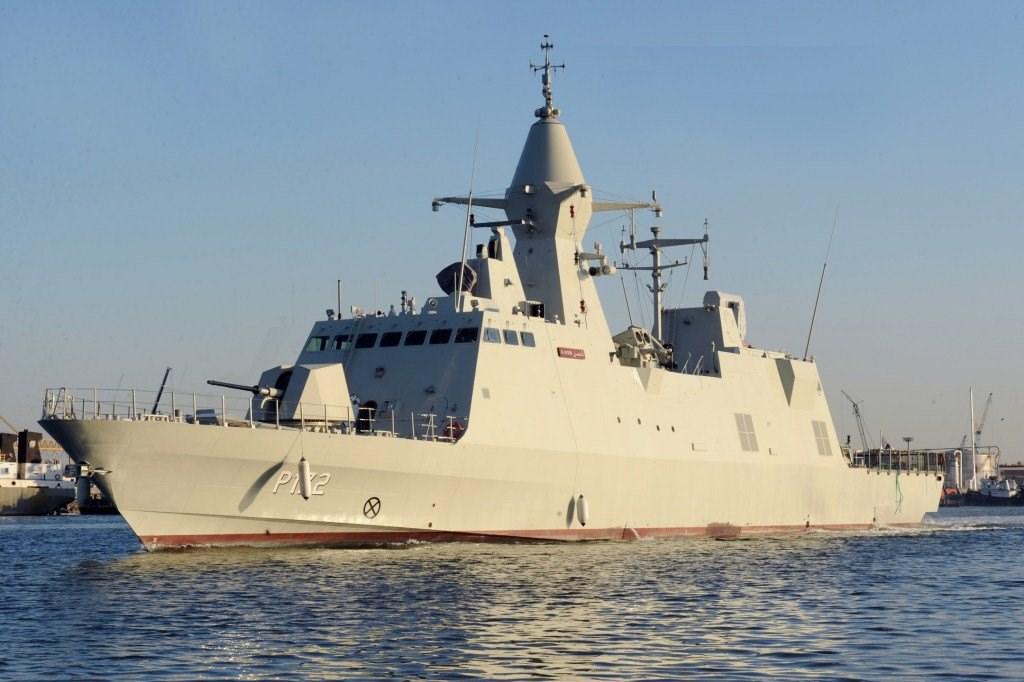 Leonardo and Abu Dhabi Ship Building Sign a MoU to Enhance C